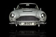 The Stunt Car That Sean Connery Drove In The James Bond Films on Amazing Cars Photo 9045 Classic Trucks, Classic Cars, James Bond Cars, Car Facts, Cincinnati Art, Aston Martin Db5, Best Muscle Cars, Classic Motors, Mustang Cars