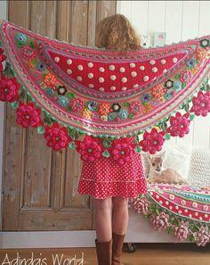 Interview with Crochet Artist Adinda Zoutman  