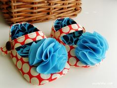 sew it yourself baby shoes
