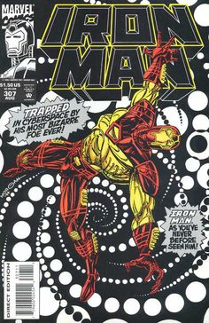 Iron Man #307