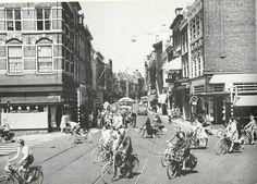 Breestraat Leiden (jaartal: 1960 tot 1970) - Foto's SERC