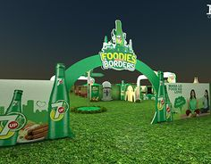 "Check out new work on my @Behance portfolio: ""7up Foodies"" http://be.net/gallery/41563299/7up-Foodies"