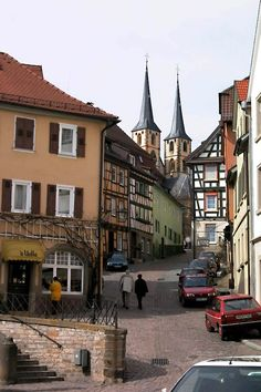 Bad Wimpfen/Germany-wouldn't mind visiting here some time.