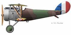 Nieuport 27 - 1916