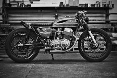 Honda CB750 custom from http://www.bikeexif.com