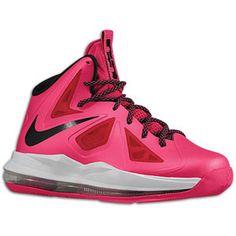 timeless design b7934 b1425 Nike Lebron X - Girls  Grade School Pink Sneackers