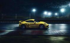 Ladies and Gentlemen the new Cayman GT4. #Porsche #RebelsRaceOn