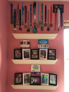 Fifty States Half Marathon Club MEMBER'S BLING #halfmarathon - 50 States Half…