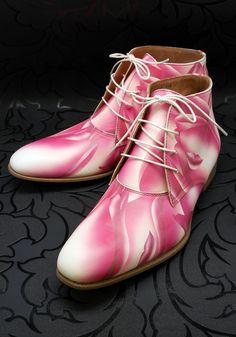 Men's chukka boots : memestyle tulip