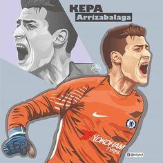Chelsea Fc, Blues, Soccer, Illustrations, Sports, Goaltender, Drawings, Hs Sports, Futbol