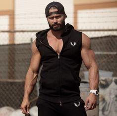Mens Body Building Hoodies https://www.bodybuildingtanks.com