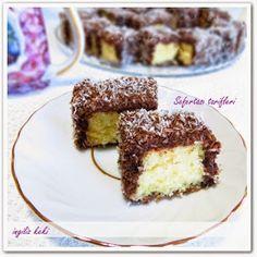 INGILIZ KEKI TARIFI Food Art, Tiramisu, Tart, Food And Drink, Sweets, Ethnic Recipes, Desserts, Kitchen, Sign