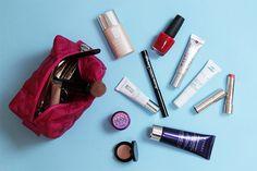 #Coulisses #beaute : Dans le vanity #maquillage de Géraldine, Directrice Générale