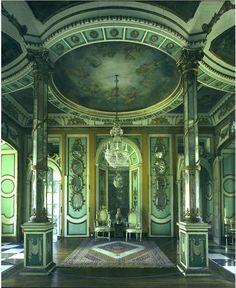E, Throne Room