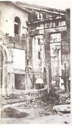 Roma Sparita - Portico d'Ottavia