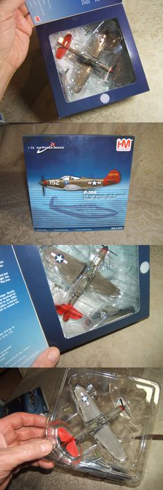 Other Military Aircraft Models 2587: Hobbymaster 1 72 Bell P-39Q Bud Anderson Old Crow Diecast Model Airplane -> BUY IT NOW ONLY: $50 on eBay!