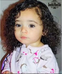 Italian and African American - 22 months old