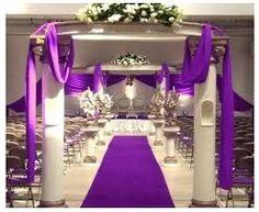 Resultado De Imagen Para Bright Violet Wedding Decor May Colorspurple Weddingwedding Colour Combinationsdestination Decorimages