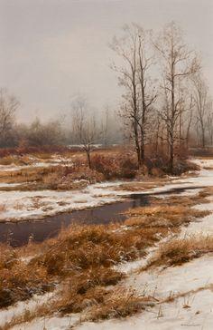 Sulina Park in January, by Renato Muccillo