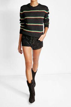 Suede Shorts | Isabel Marant Etoile