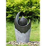 Brunnen, Springbrunnen Aussen+ Innen 90cm FoGlobo 10207: Amazon.de: Küche & Haushalt