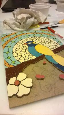 Barcelona Mosaic Workshop: Mis trabajos