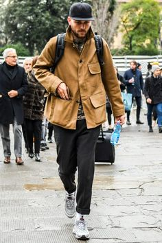 men's street style outfits for cool guys Workwear Fashion, Streetwear Fashion, Mens Fashion, Fashion Outfits, Fashionable Outfits, Style Masculin, Outfits Hombre, Look Man, Men Street