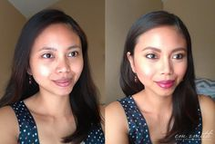 My 10 minute makeup routine. Makeup Tutorial on my blog!