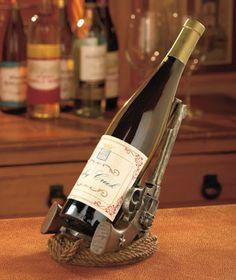 Novelty Wine Bottle Holders