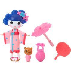 Mini Lalaloopsy Doll, Yuki Kimono