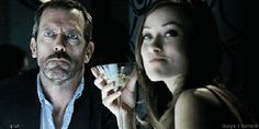 New trending GIF on Giphy. house date cheers hugh laurie olivia wilde martini. Follow Me CooliPhone6Case on Twitter Facebook Google Instagram LinkedIn Blogger Tumblr Youtube