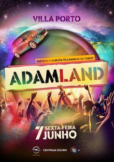 ADAM LAND Fest