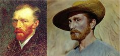 Van Gogh x Kirk Douglas