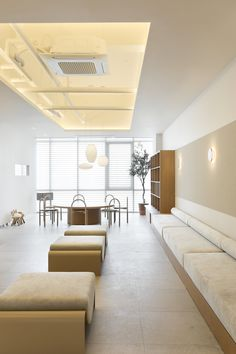 on pediatric hospital — design2tone Clinic Interior Design, Clinic Design, Home Office Design, Medical Design, Healthcare Design, Waiting Room Design, Waiting Rooms, Dental Office Decor, Hospital Design