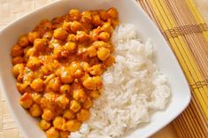 Diabetic Recipes, Gluten Free Recipes, Vegan Recipes, Curry, Chana Masala, Main Dishes, Healthy Lifestyle, Food And Drink, Healthy Eating