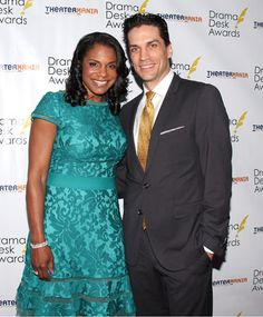 Audra McDonald and Will Swenson  (© Tristan Fuge)