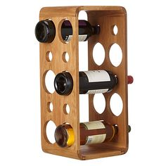 Buy John Lewis Wall Mounted 10-bottle Wine Rack Online at johnlewis.com