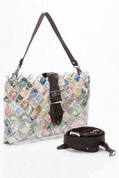 Money, meet fashion. Meet, Shoulder Bag, Handbags, Fashion, Moda, Fashion Styles, Hand Bags, Purse, Women's Handbags