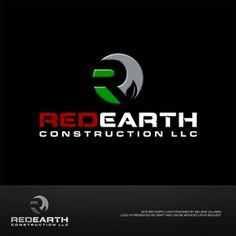 """Colorado Construction Company needs a Logo , We need a Logo for our residential construction company called """"Red Earth Construction LLC"""" which was founded in We do roofing, siding, basemen¡ Free Business Card Design, Residential Construction, Graphic Illustration, Colorado, Logo Design, Feminine, Earth, Graphics, Logos"""