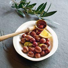 Frische Oliven einlegen (Grundrezept) Rezept | Küchengötter
