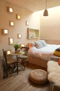 Small Studio Apartment Design Ideas, Pictures, Remodel and Decor