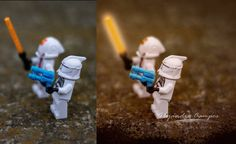 Antes y Después / Before & After.  #alejandrocamposphotography #adobe #photography #Photoshop #beforeandafter #toys #Lego #warriors #instagram #instacool #followme #style #instalike #follow4follow #f4f #cool #instapic #instagood #followback