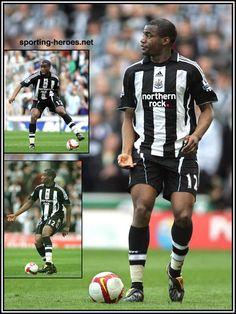 Sebastien BASSONG Newcastle United