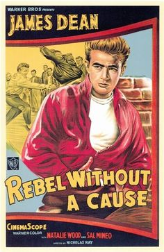 Rebel without a cause (1955) -Nicholas Ray