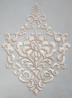 Stencil, Melanie Royals, Royal Design Studio