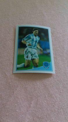 Javier Zanetti Argentina Inter #31 WORLD CUP Football Fan 2010 Photo Luxor #InterMilan