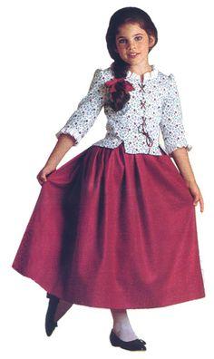 Felicity's Colonial School Dress