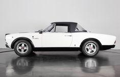 Fiat 124 Sport Spider, Fiat 124 Spider, Bike, Classic, Vehicles, Vans, Concept, Cars, Motorbikes