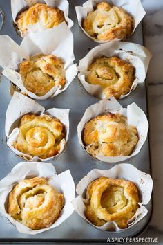 Cheater Kouign Amann Recipe - A simple quick french Kouign Amann pastry recipe for new cooks and those in a hurry. This is a wonderful treat for holidays