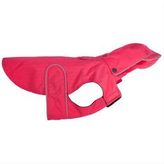 RC Pet Products Robson Rain Wear Dog Coat, Size Honeysuckle -- Additional details at the pin image, click it : Dog Apparel and Accessories Cold Weather Dogs, Dog Raincoat, Pet Dogs, Pets, Cute Coats, Dog Items, Pink Dog, Waterproof Fabric, Dog Coats